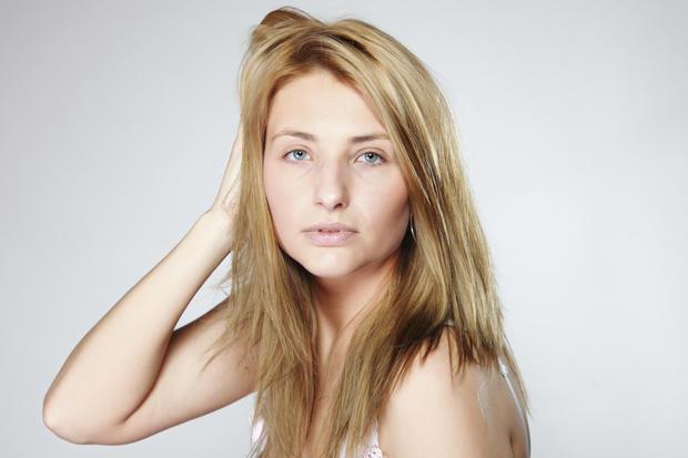 Frauen ungeschminkt