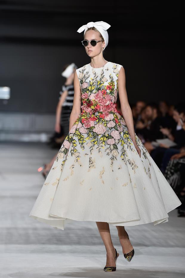 Haute Couture: Giambattista Valli • WOMAN.AT