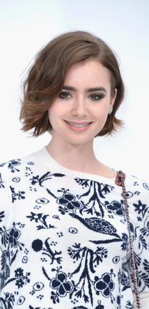 Shop the Beauty-Look: Lily Collins