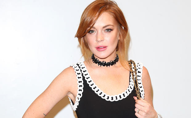 Lindsay Lohan: Biografie von Shades of Grey Autorin?