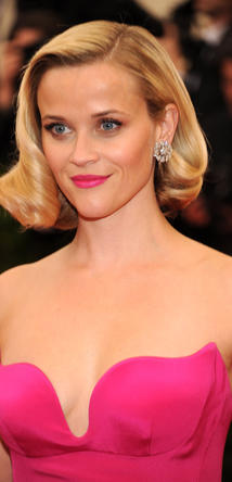 Pinker Lippenstift Reese Witherspoon