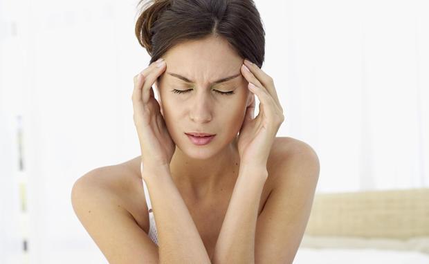 Onanieren kopfschmerzen Habe beim