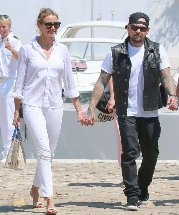 Mit Freundin Cheryl Cole: Liam Payne im Oster-Shoppingfieber ...