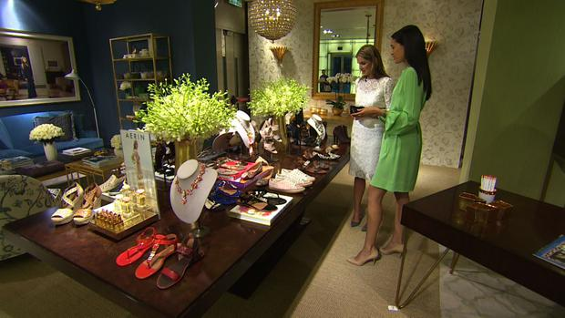 Aerin Lauder im Interview