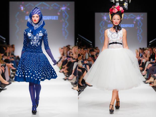 Mq Vienna Fashion Week 2014 Susanne Bisovsky Woman At