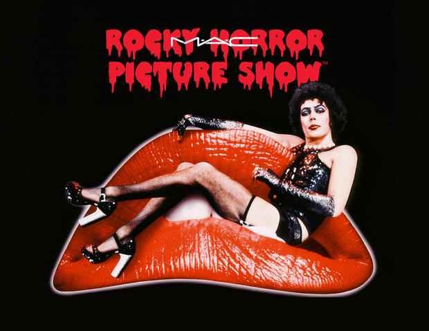 M.A.C Rocky Horror Kollektion Make-up