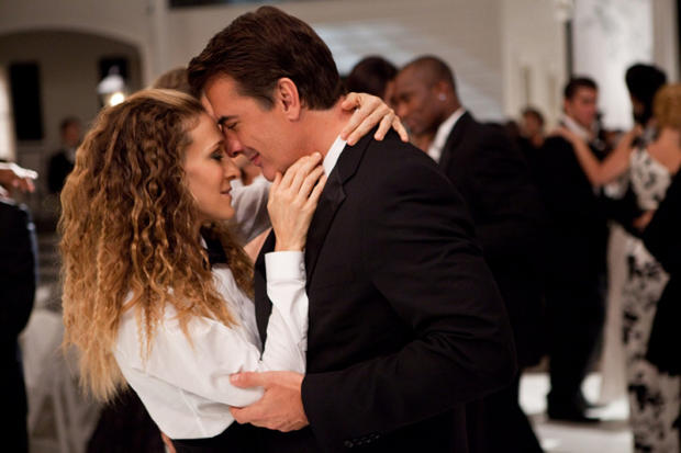 Carrie und Mr. Big