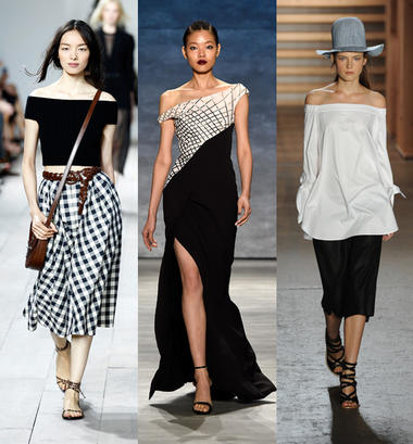 Trends New York Fashion Week SS 2015