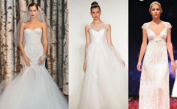 Welches Hochzeitskleid passt mir? • WOMAN.AT