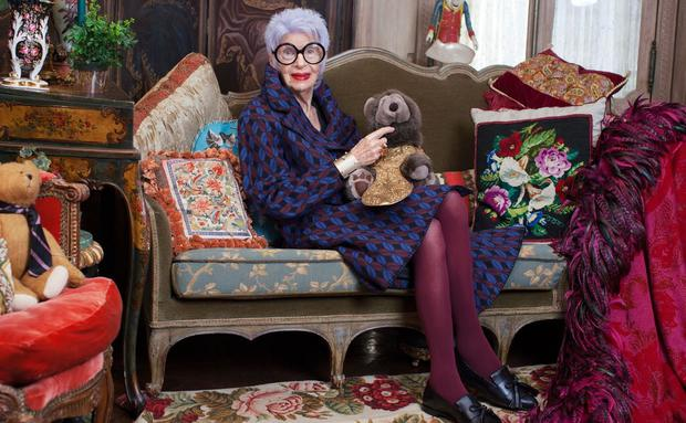 Iris Apfel für & Other Stories