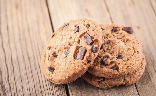 Schoko cookies rezept glutenfrei