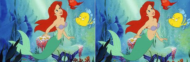 Wie Disney Figuren Mit Realistischer Taille Aussehen Würden Womanat