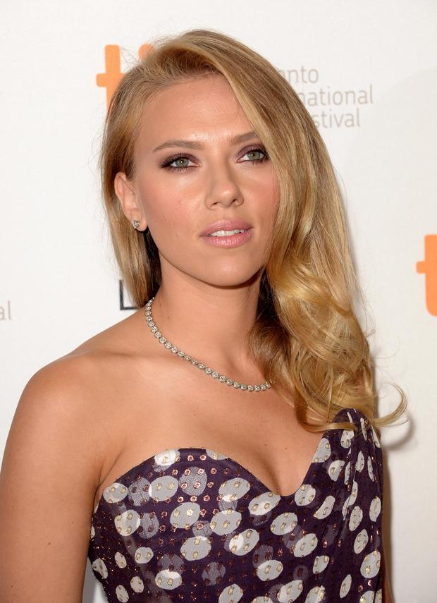 Scarlett Johansson Wo Sind Deine Haare Womanat