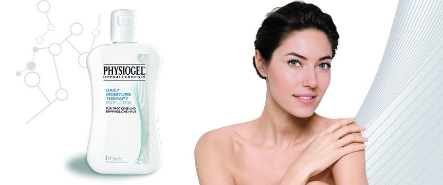 Daily Moisture Therapy Body Lotion von PHYSIOGEL®