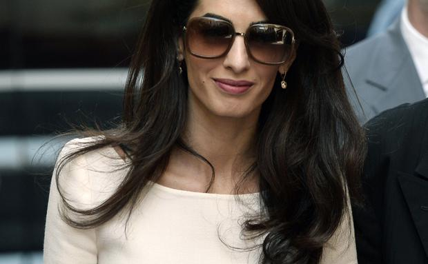 "Amal ist ""Faszinierendste Person 2014"""