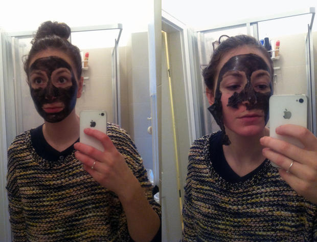 Im Test Black Mask Peel Off
