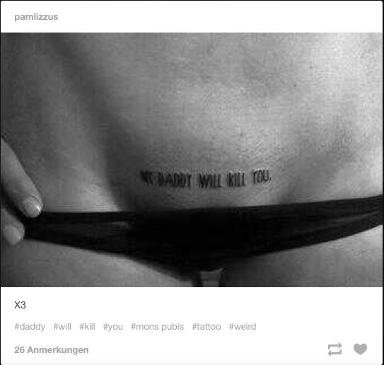 Mons pubis tumblr you