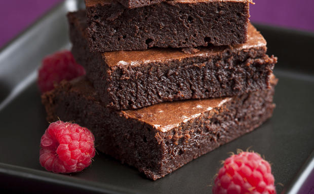 2 Zutaten Brownies Mit Nutella Woman At
