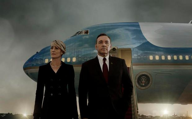 House of Cards Staffel 3