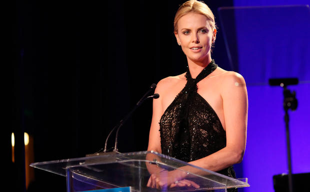 charlize theron wien life ball