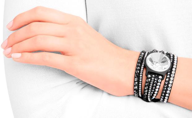fitness armband swarovski