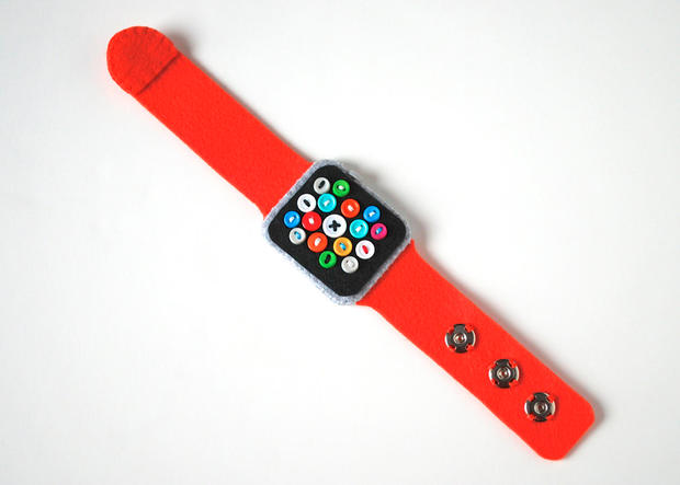 Super Low-Tech Apple Watch