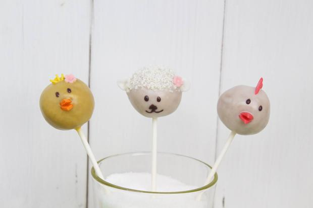 rezept osterhasen cake pops woman at. Black Bedroom Furniture Sets. Home Design Ideas