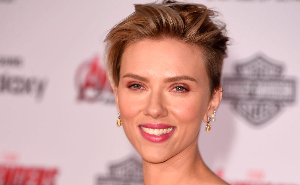 Scarlett Johansson wird gefickt