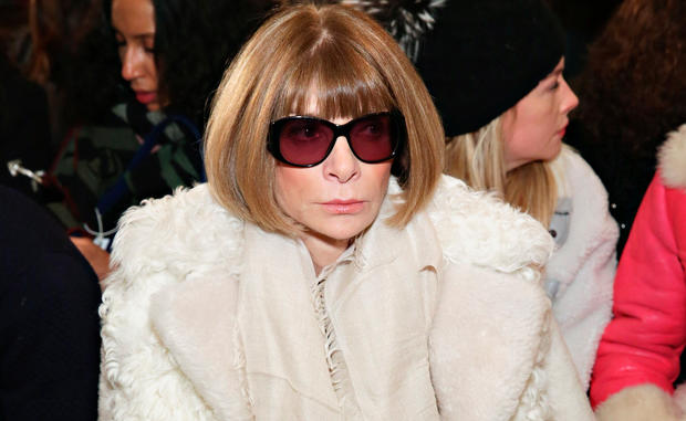 00b3aaaa37e57 Der Teufel trägt Chanel  Anna Wintour im Interview • WOMAN.AT