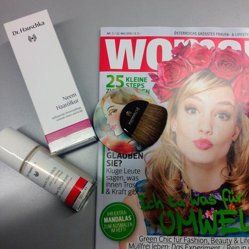 kosmetik gewinnen