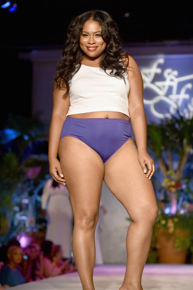 FFF FashionWeek2015 (plus size)
