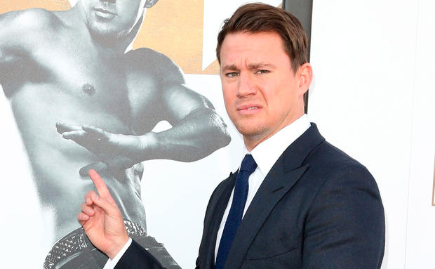 channing tatum hungern