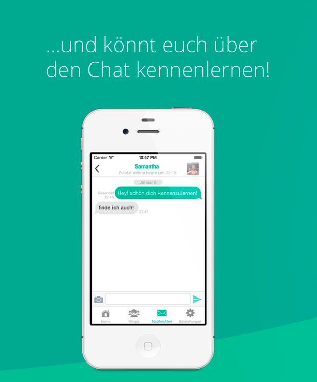Mingl app