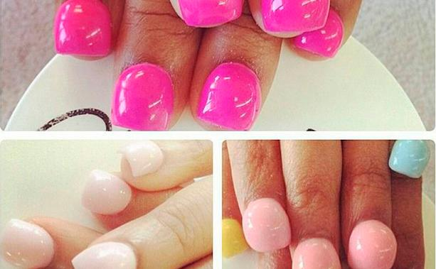 Bubble Nails Als Neuer Trend Woman At