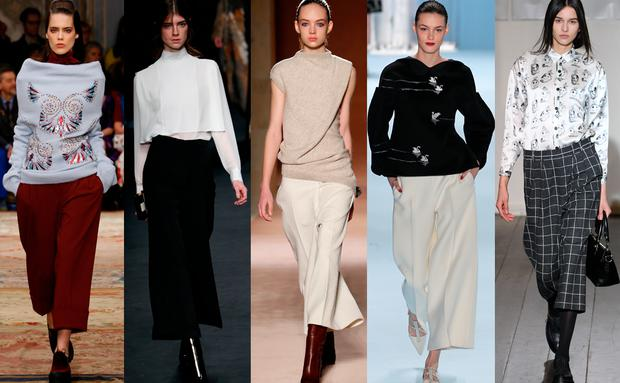 Culottes Herbst 2015
