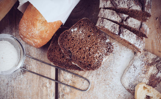 Backen, Brot