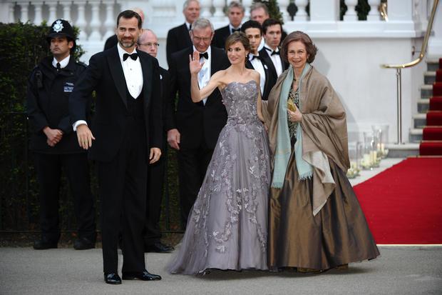 Königin Letizia Von Spanien Als Barbie Womanat
