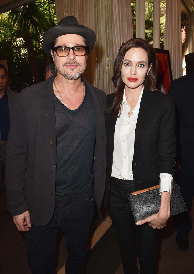 Jolie & Pitt: Hochzeit war unspektakulär • WOMAN.AT