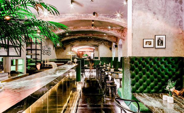 Cafe Restaurant Motto Wien