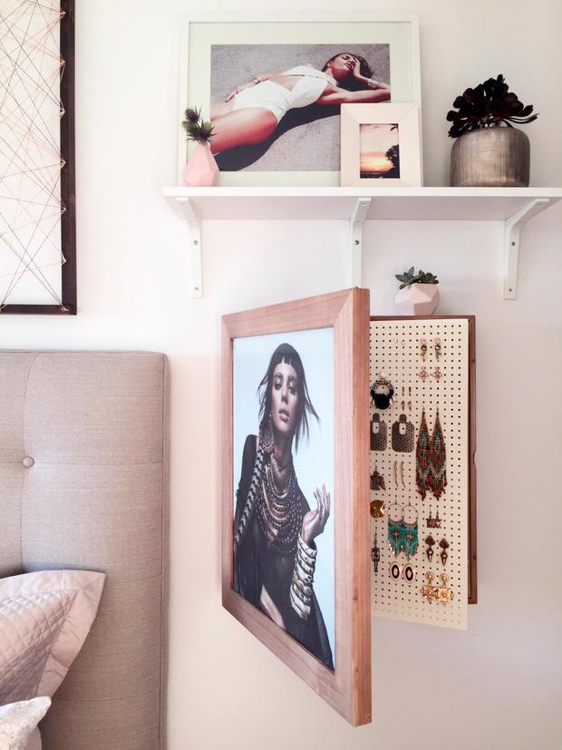 die sch nsten ideen zur schmuckaufbewahrung woman at. Black Bedroom Furniture Sets. Home Design Ideas