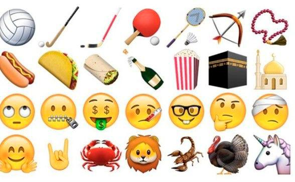 Neue Emoji