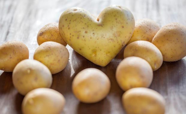 Kartoffel Schlecht