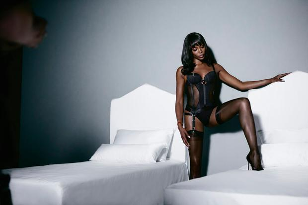 Naomi Campbell for Yamamay