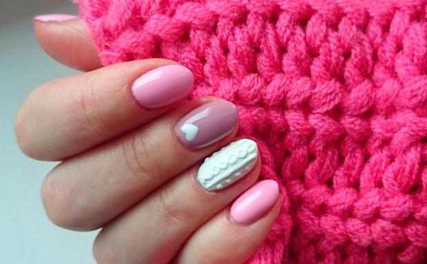 Trend: Knit-Nails