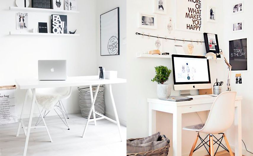 workspace inspiration so macht arbeiten spa woman at. Black Bedroom Furniture Sets. Home Design Ideas