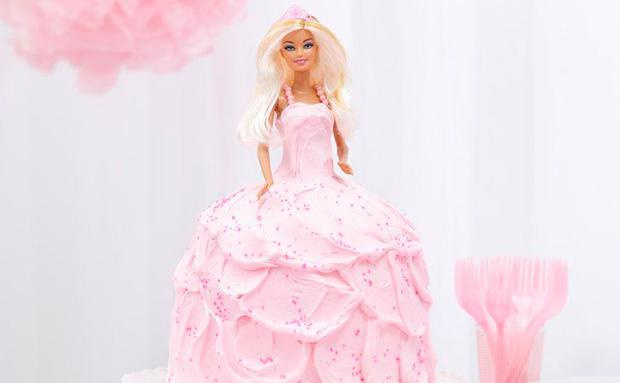 Barbie-Kuchen