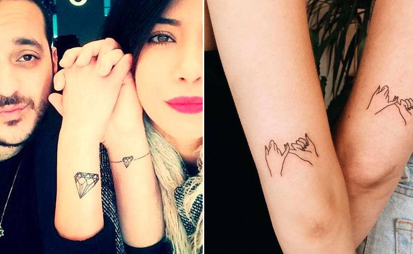 freundschafts tattoos