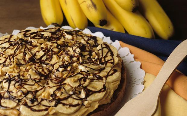 Trennkost Kuchen Mit Nutella Und Bananen Woman At