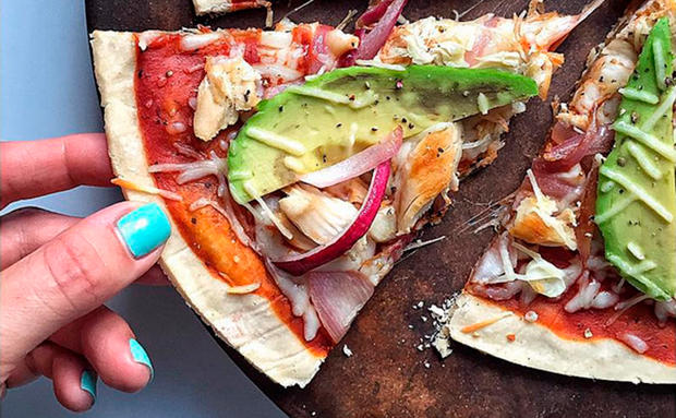 Avocado + Pizza = WE LOVE