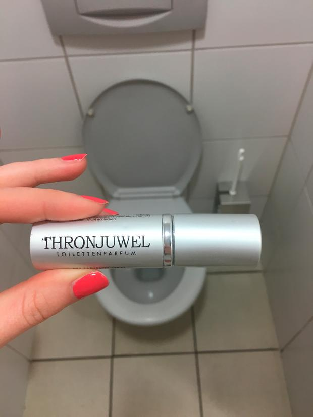 Thronjuwel Toilettenparfum im Test